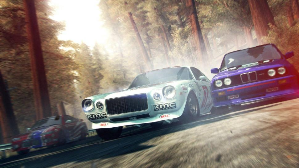 Grid 2: Neue Gameplayszenen im Video (1)