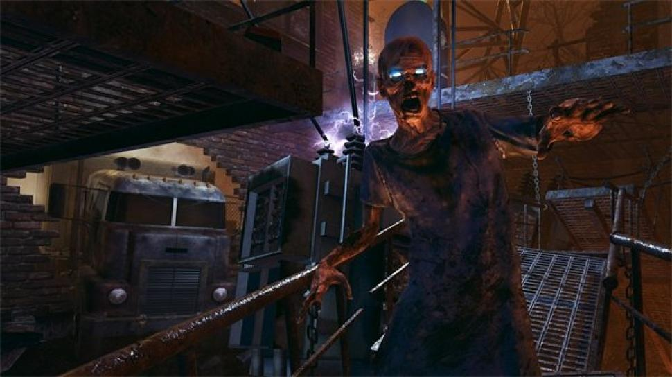 Call of Duty: Black Ops 2: Neue Untoten-Screenshots - Zombies auch in der Kampagne? (1)