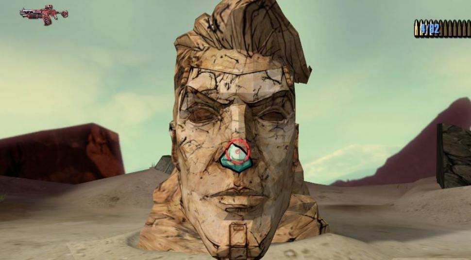 "Borderlands 2: Neues Demake ""Mount Jackmore"" lädt zum direkten Duell (4)"