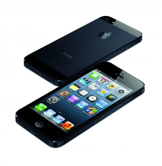 iPhone 5: popSLATE-Schutzhülle mit E-Ink-Display