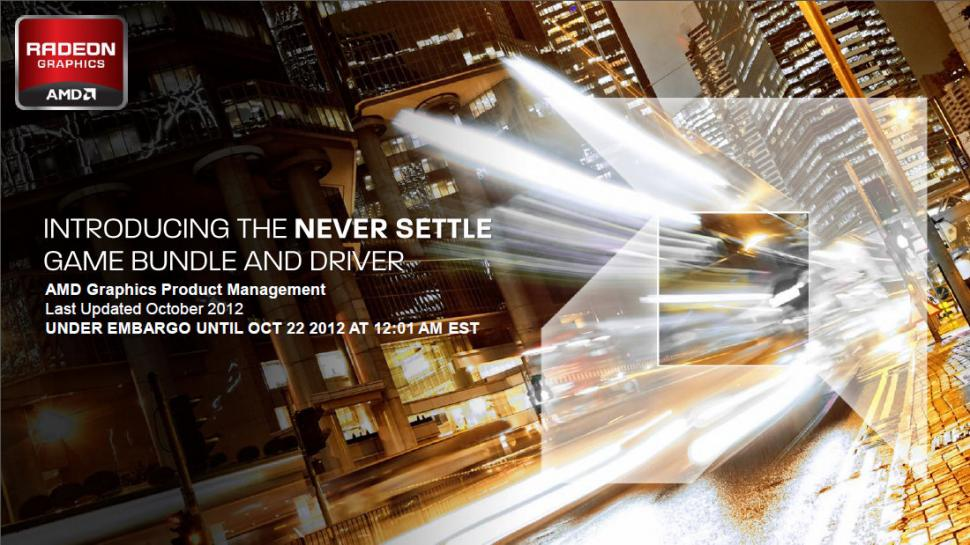 AMD Never Settle Spielebundle (1)