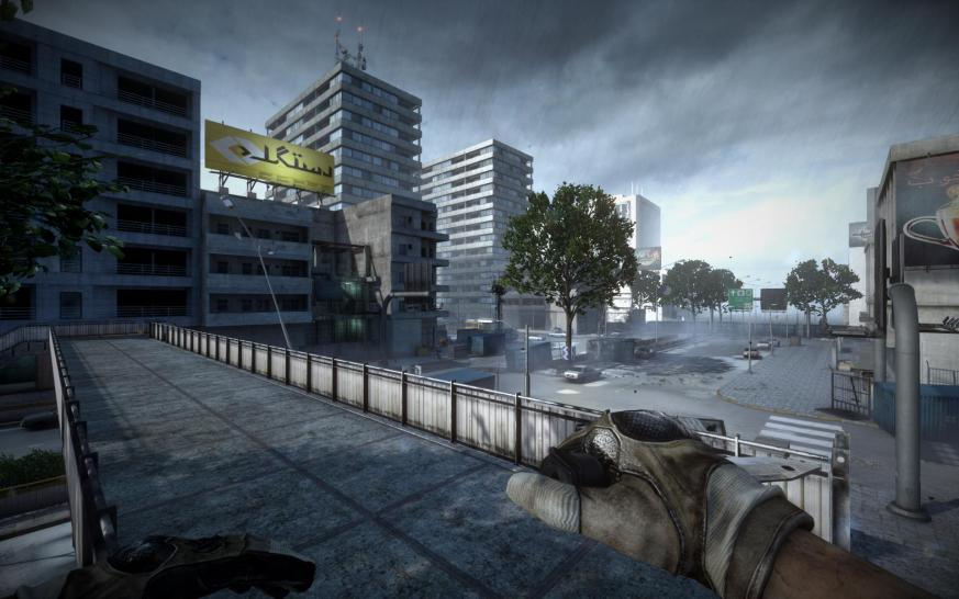 BATTLEFIELD 3 - Color Tweaker by DR0PB0SS (1)