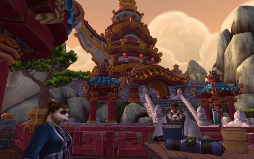 Platz 20: World of Warcraft: Mists of Pandaria (Vorwoche: Platz 16)