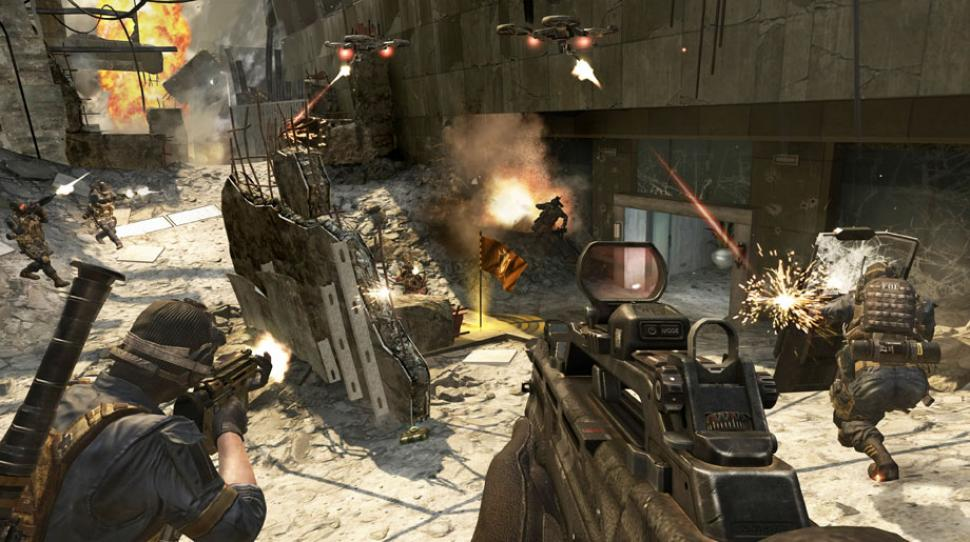 Call of Duty: Black Ops 2 - Balancing-Patch und Double-XP-Wochenende angekündigt (1)