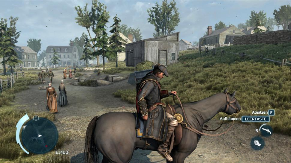 Assassin's Creed 3 im Test (1)