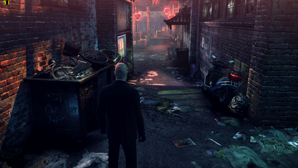 Hitman Absolution Details Max