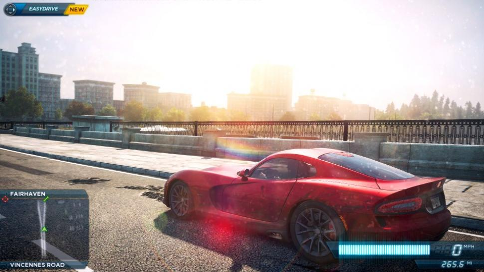 Need for Speed Most Wanted: Grafik-Tweaks per FXAA Injector (1)