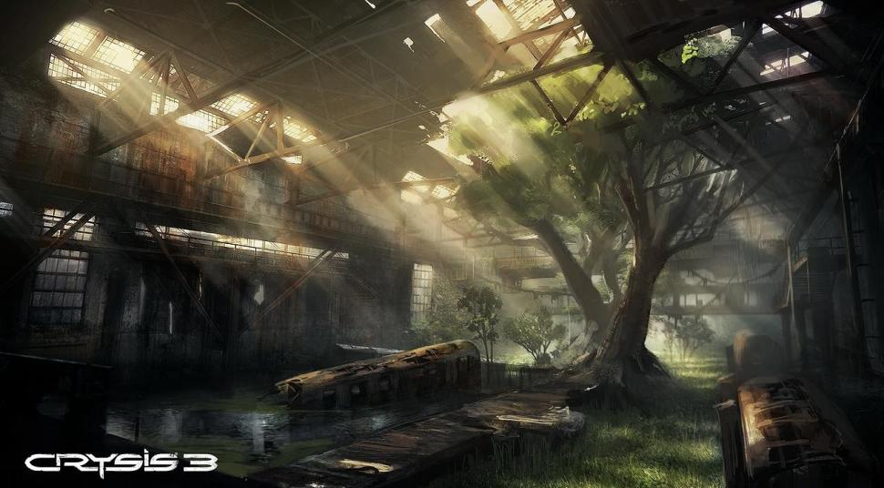 Crysis 3: Electronic Arts präsentiert neuen Singeplayer-Gameplay-Trailer  (1)