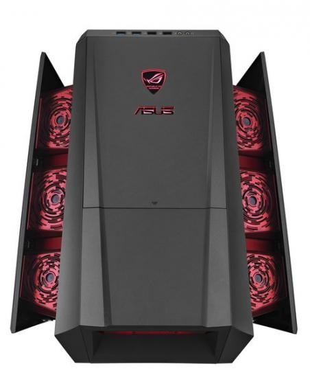 asus stellt rog tytan cg8890 offiziell vor komplett pc. Black Bedroom Furniture Sets. Home Design Ideas