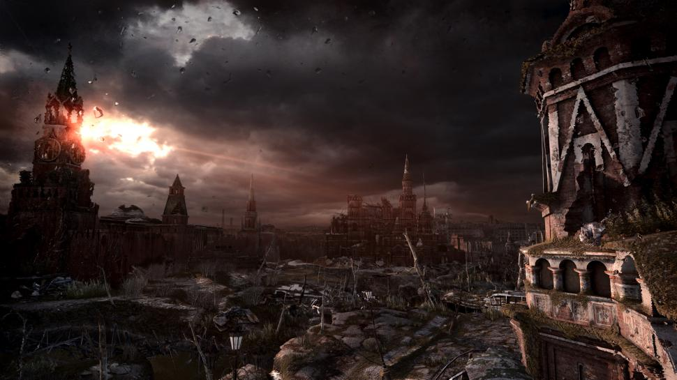 Screenshots zu Metro Last Light und Company of Heroes 2 (1)