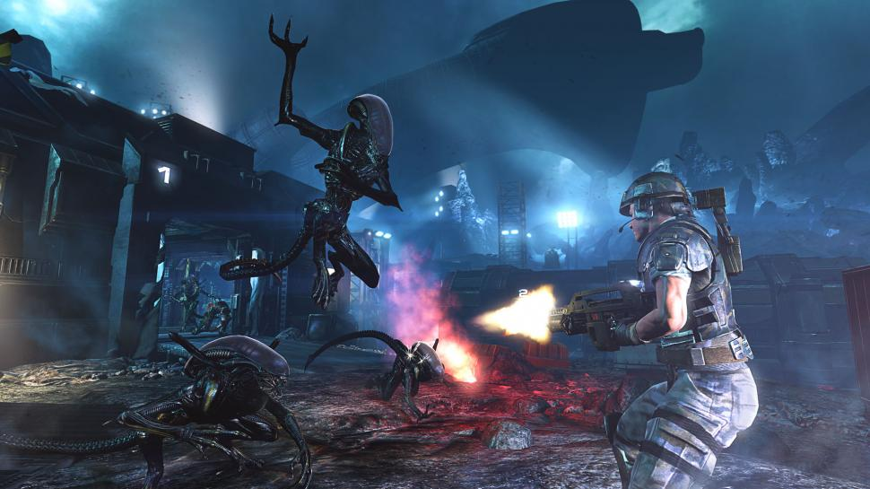 Aliens Colonial Marines: Gearbox mit neuen Screenshots (1)