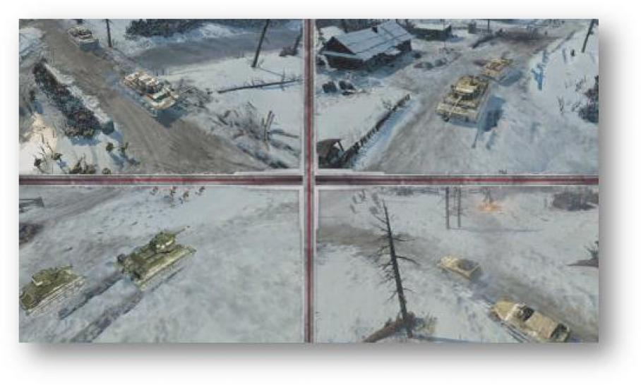 Company of Heroes 2: THQ präsentiert Multiplayer-Trailer  (1)