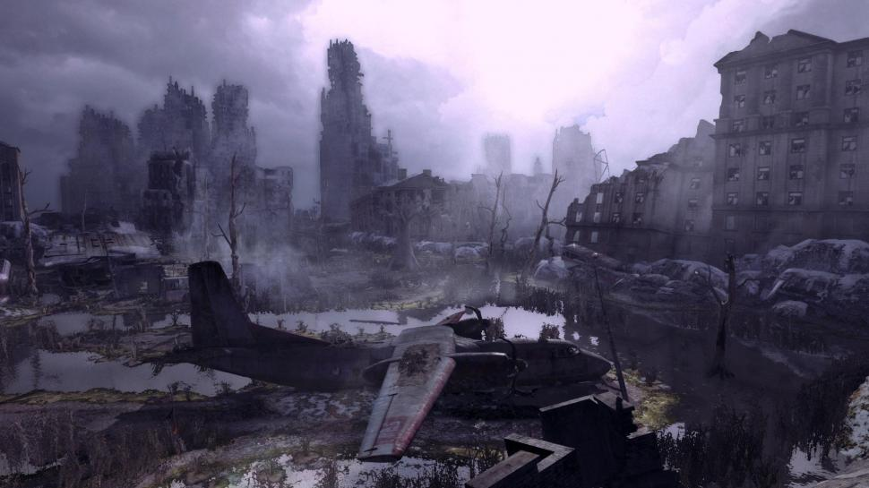 Metro: Last Light - THQ zeigt neue Screenshots des Shooters (1)
