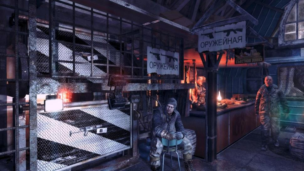 Metro Last Light: Release noch 2013 (1)
