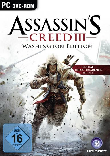 Assassin's Creed 3: Washington Edition mit allen DLCs angekündigt  (1)