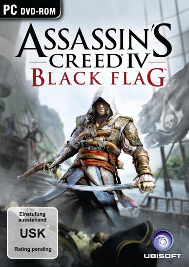 Assassin's Creed 4 Black Flag: Ankündigung zur Ankündigung (1)