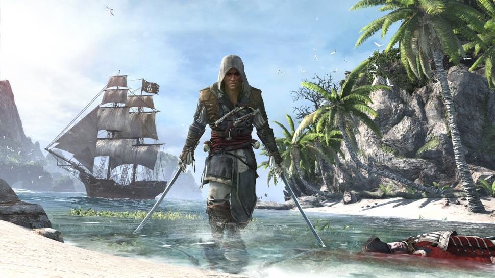 Assassin's Creed 4: Black Flag - Die ersten Screenshots (1)