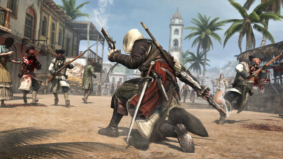 Assassin's Creed 4 Black Flag: Watch-Dogs-Easter-Egg sorgt für Spekulationen (1)