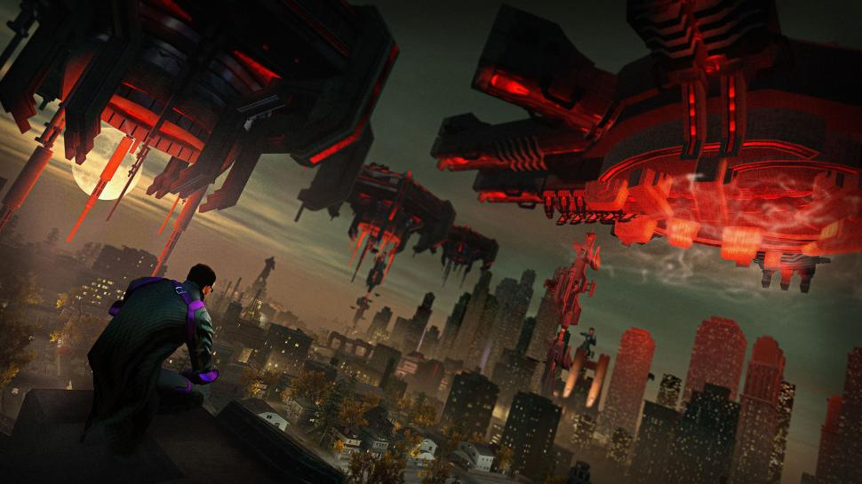 Saints Row 4: Trailer, Screenshots und Release-Termin (1)
