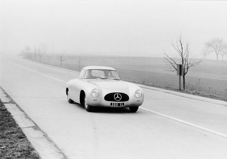 Mercedes Benz 300 SL W194