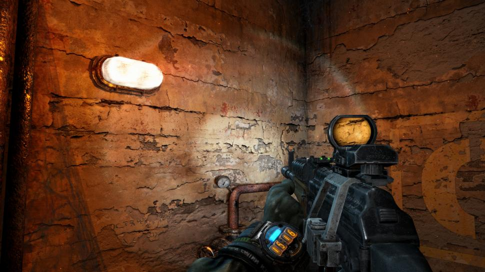 Metro Last Light in Full HD mit 4x SSAA (1)