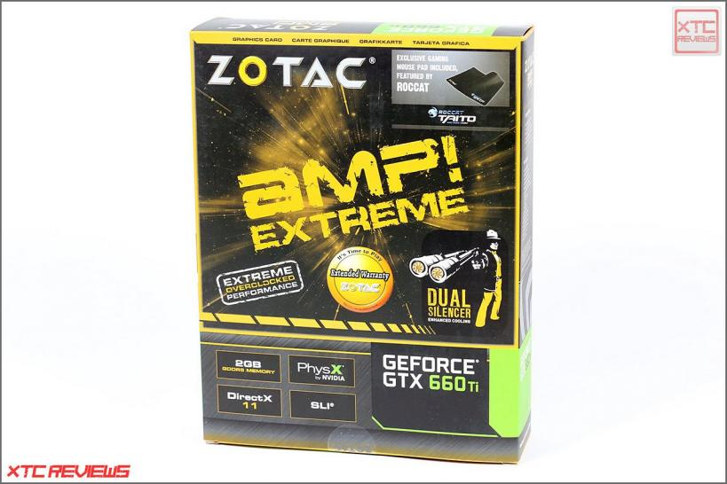 Zotac Geforce GTX 660 Ti Amp! Extreme Edition (1)