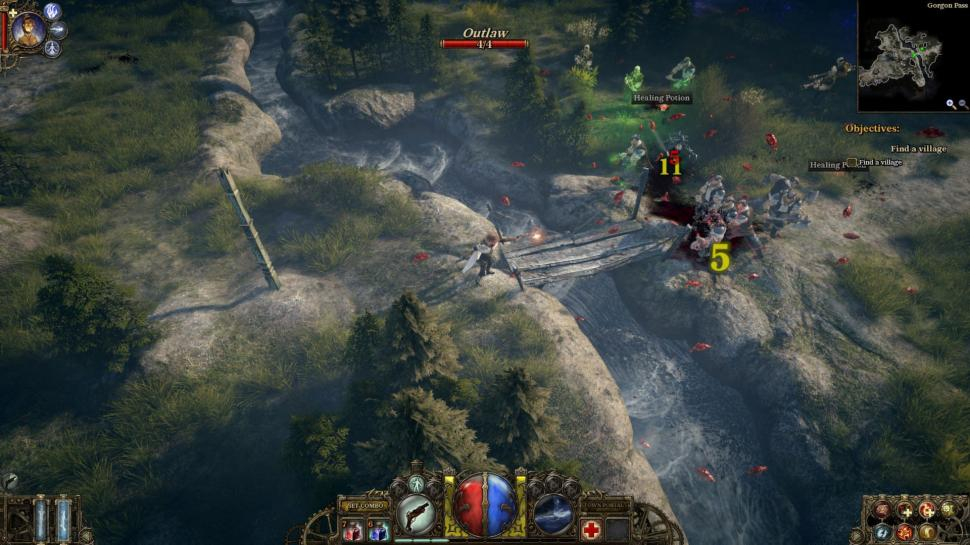 Action-RPG Incredible Adventures of Van Helsing angespielt (1)