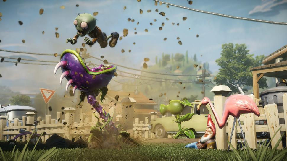 Plants vs. Zombies Garden Warfare kommt mit Frostbite 3 (1)
