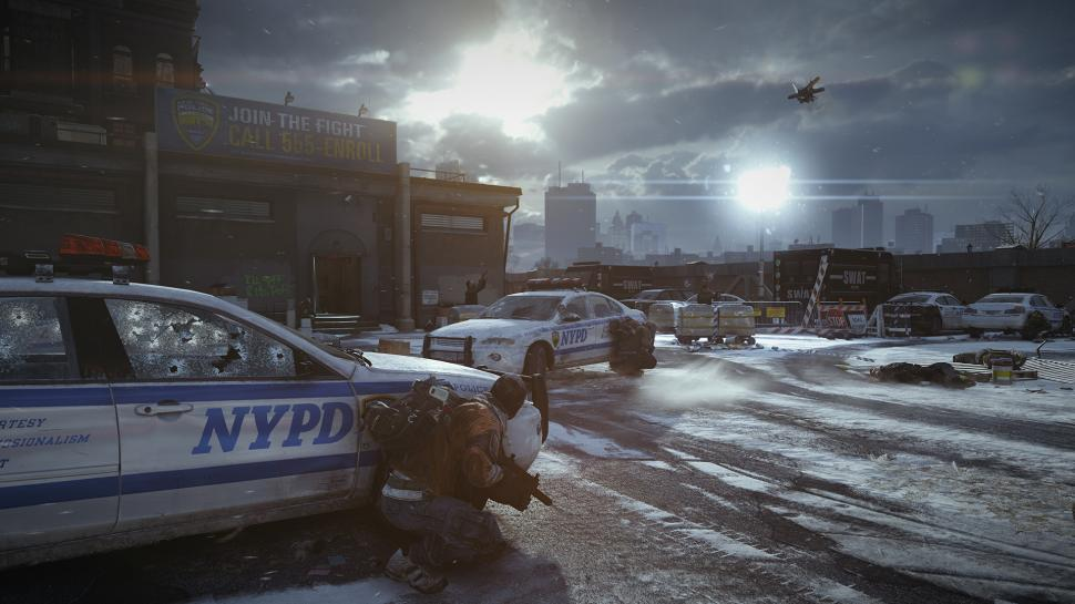 Tom Clancy's The Division: Infos, Screenshots und Videos zum Online-Rollenspiel  (1)