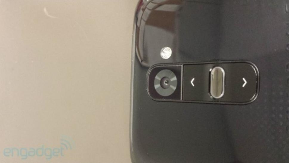 LG Optimus G2: Android-Smartphone mit 5,2-Zoll-Display und Fingerprint-Scanner?