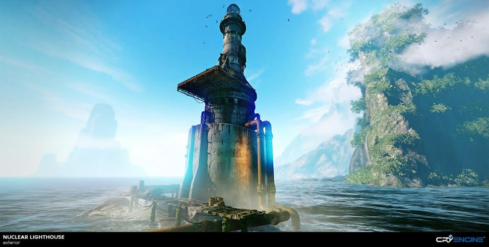 Cryengine 3: Nuclear Lighthouse zeigt Potenzial der Engine (1)