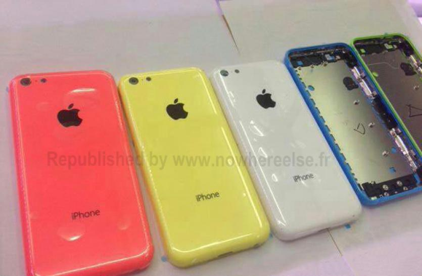 iPhone 5S mini: Fotos zeigen weitere Chassis-Farbe