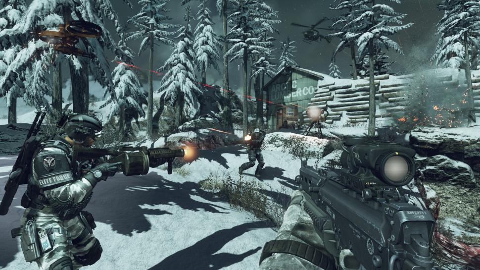 Call of Duty: Ghosts - Erster DLC Onslaught bestätigt (1)