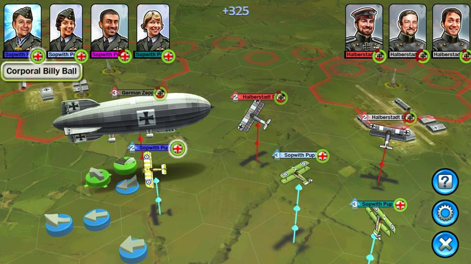 Sid Meier's Ace Patrol: PC-Version tut in den Augen weh (1)