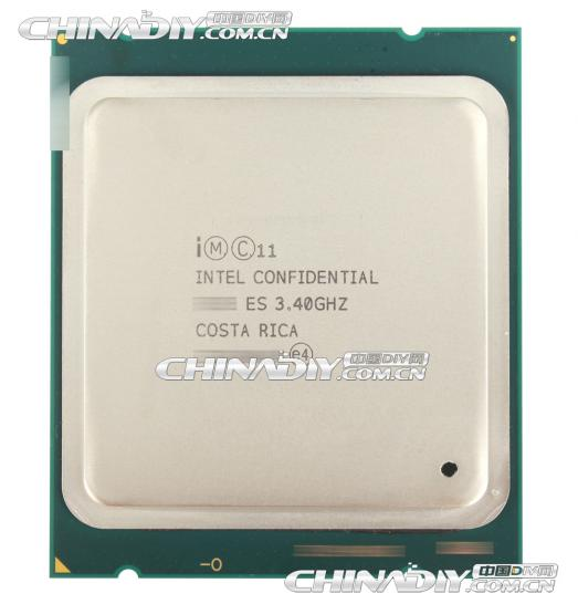 Ivy Bridge-E: Engineering Sample eines Core i7-4930K bei Chinadiy abgelichtet (3)