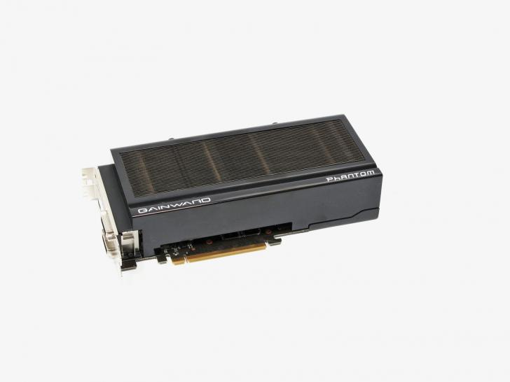 Gainward Geforce GTX 760 Phantom mit 4 GiByte VRAM erschienen.