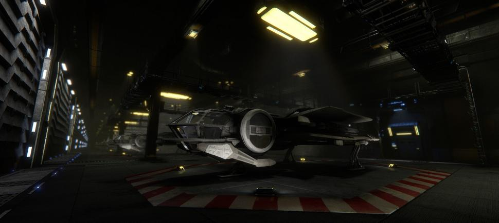 Star Citizen: Der Discount-Hangar (1)