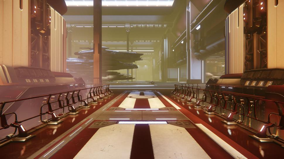 Star Citizen: Erste Screenshots (1)