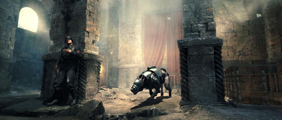 Wolfenstein: The New Order auf der Gamescom - id-Tech-5 ohne