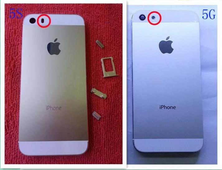 neue iphone 5s