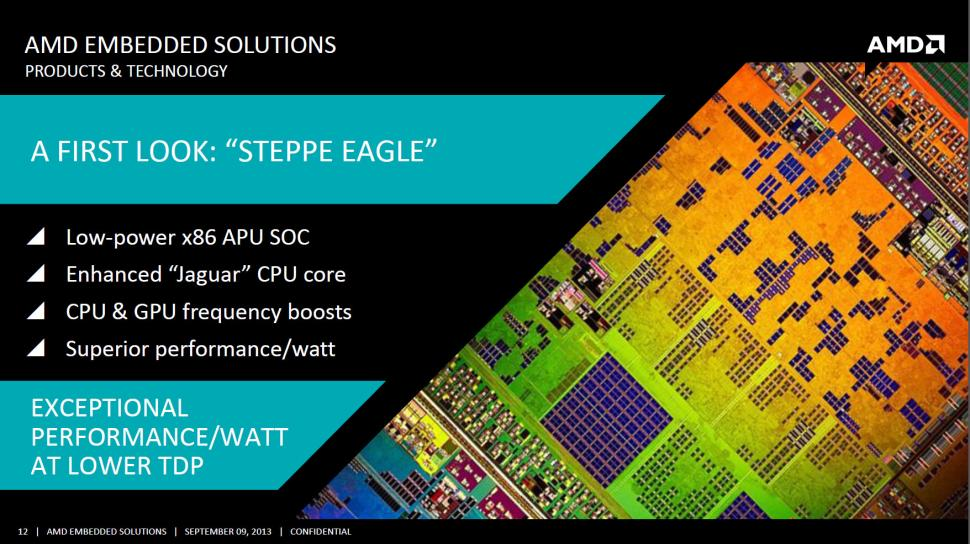 Steppe Eagle: Low-Power APU/SoC