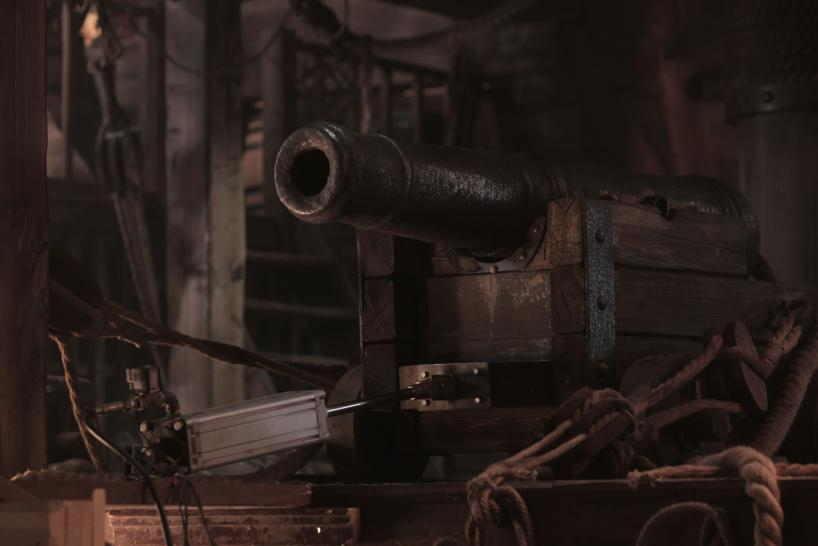 Assassin's Creed 4: Black Flag - Making-of und Bilder zum Live-Action-Trailer (1)