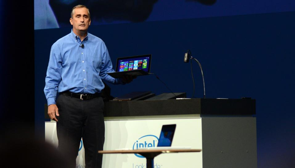 Intel demonstriert 14nm-Broadwell System mit Cut the Rope unter Windows 8