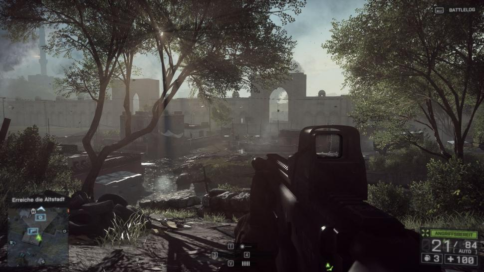 Battlefield 4: Windows 8.1 dominiert weiterhin Windows 7 in der Performance (1)
