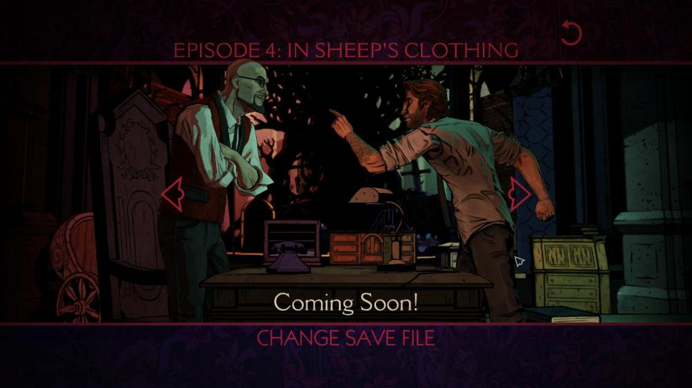 The Wolf Among Us (2)