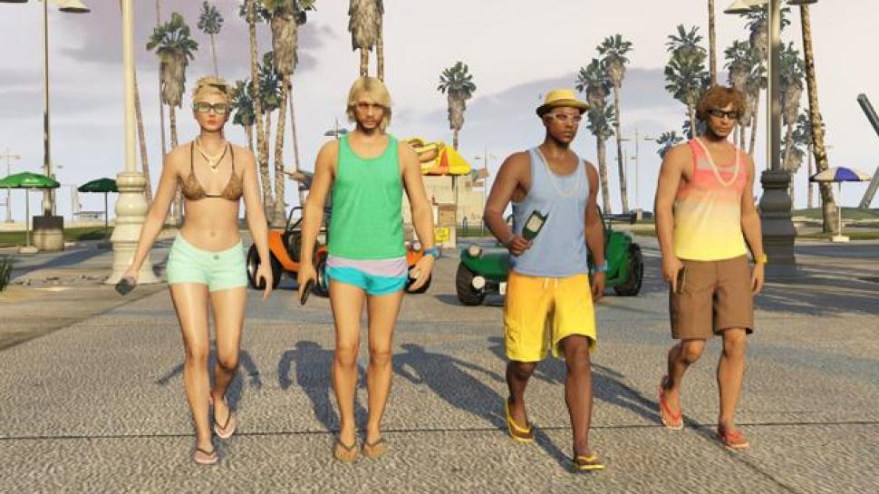 GTA 5: Special-Event Vespucci Beach Party steigt am Wochenende (1)