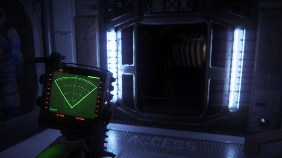 Alien: Isolation - Artworks und Screenshots zum Horror-Shooter aufgetaucht  (1)