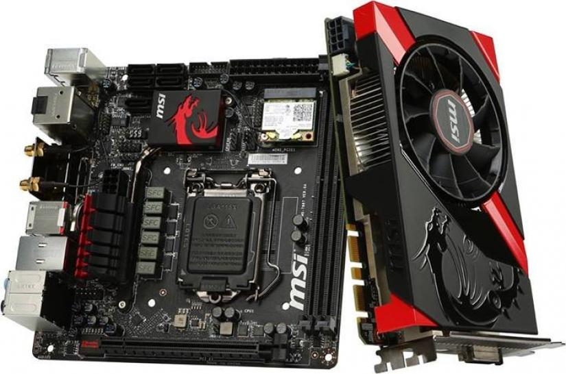 MSI: Nvidia Geforce GTX 760 Gaming ITX vorgestellt (1)