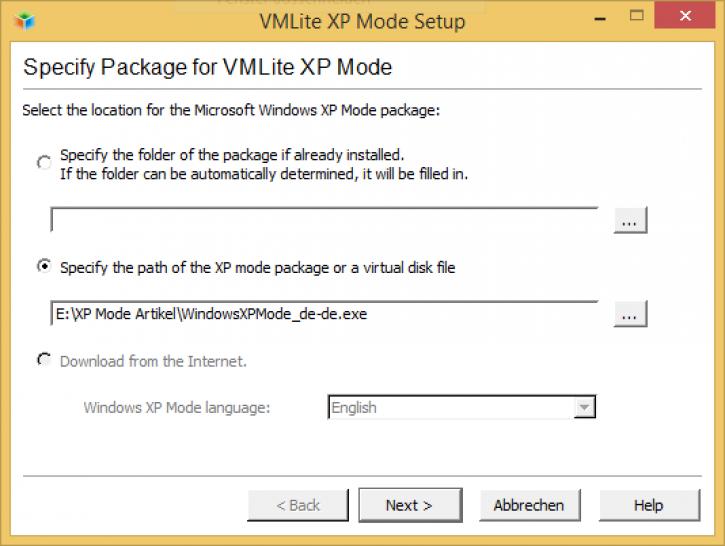 Windows 8 1: kostenlos Windows XP Mode installieren