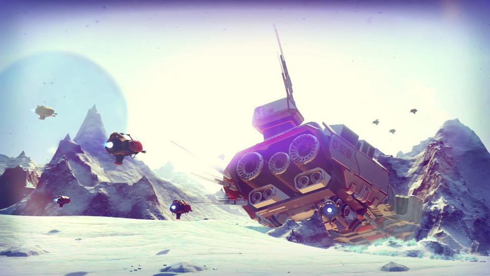 No Man's Sky: PC-Version wackelt - PS4-Version definitiv gesetzt (1)